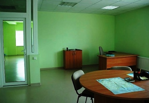 Administracinės patalpos